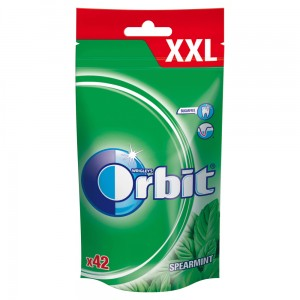 Orbit Spearmint XXL Guma do żucia bez cukru 58 g