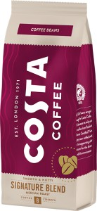 Costa Coffee kawa ziarnista Signature Blend Medium 200g