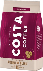 Costa Coffee kawa ziarnista Signature Blend Medium 500g