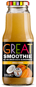 GREAT SMOOTHIE DYNIA KOKOS