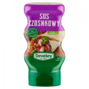 Develey Sos czosnkowy 250 ml