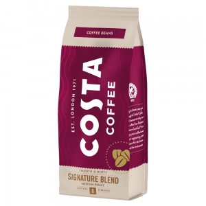 Costa Coffee Signature Blend Medium Roast Kawa palona ziarnista 200 g