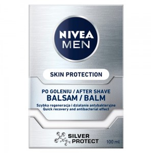 NIVEA MEN Silver Protect Balsam po goleniu 100 ml