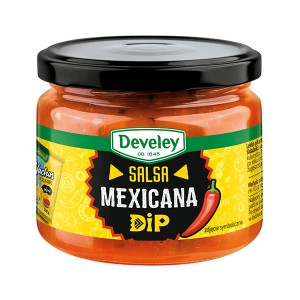 Develey salsa mexicana DIP 300g