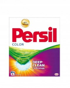 PERSIL DEEP CLEAN COLOR PROSZEK DO PRANIA 260 G